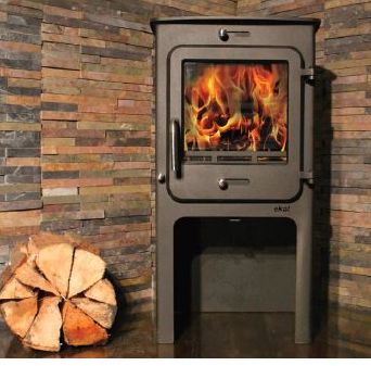 Ekol Clarity 8 High Wood Burners & Multi Fuel Stoves