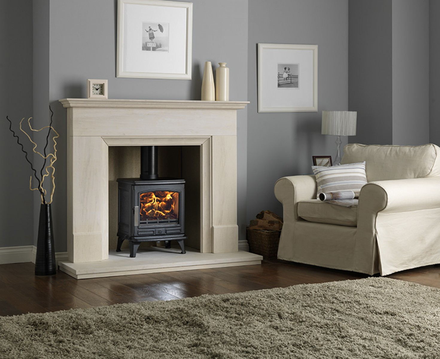ACR Oakdale Woodburners/Multi Fuel Stoves in Kent