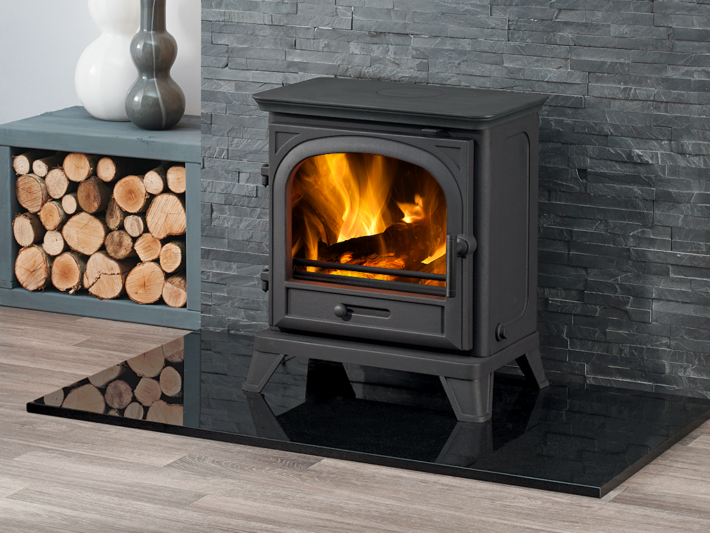 Avebury ECO 2022 Multi Fuel Stove in Kent