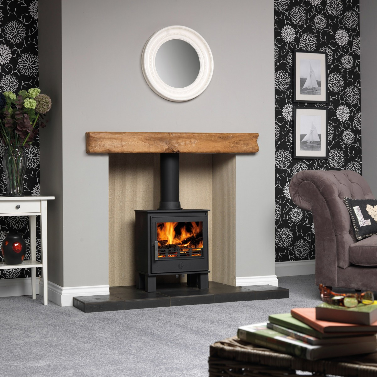 ACR Malvern II Woodburners/Multi Fuel Stoves in Kent