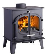 Cleanburn Norreskoven Traditional Wood Burners & Multi Fuel Stoves