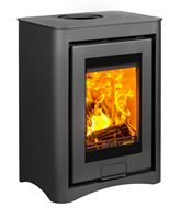 Di Lusso R4 Cube Wood Burners and multi fuel stoves