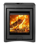 Di Lusso R5 Cube Wood Burners and multi fuel stoves