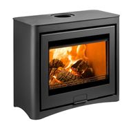 Di Lusso R6 Cube Wood Burners and multi fuel stoves