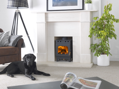 Burley Springdale Wood Burners & Multi fuel Stoves