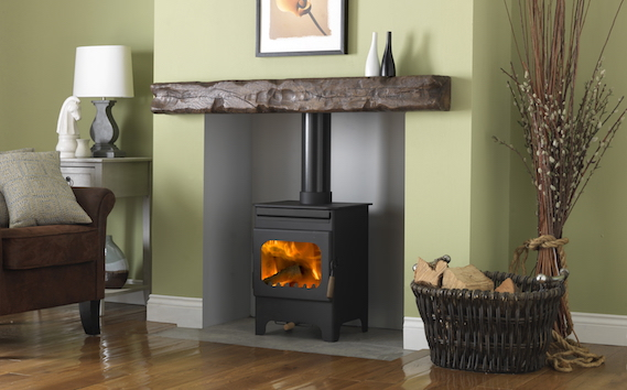 Burley Stoves Debdale Fireball Range Wood Burning & Multifuel