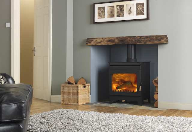 Burley Brampton Fireball Range Wood burning stoves & multi fuel stoves