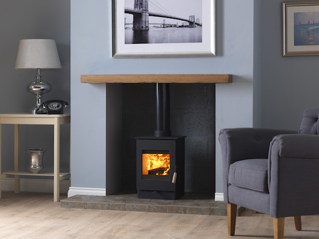 Burley Owston Wood Burners & Multi Fuel Stoves