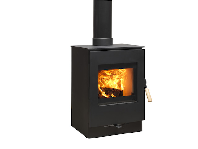 Burley Launde Firecube Range Wood burning & Multi fuel Stoves