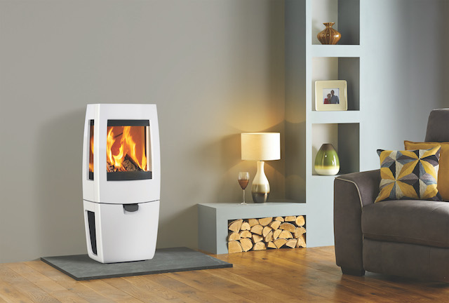 Dovre Sense 203 Cosy Stoves & Fireplaces