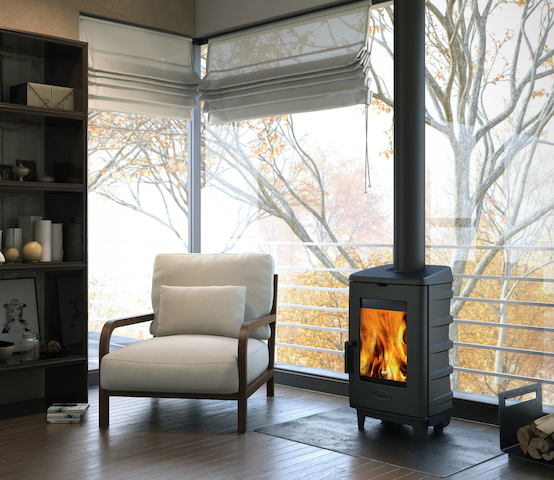 Dovre Brut Cosy Stoves & Fireplaces