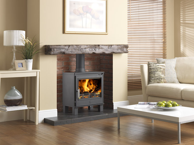 ACR Buxton II Woodburners & Multifuel stoves