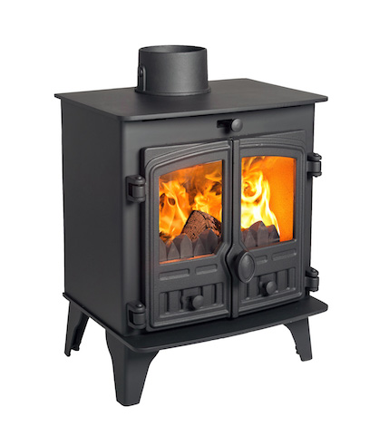 Hunter Herald Compact 5 Wood Burners & Multi Fuel Stoves