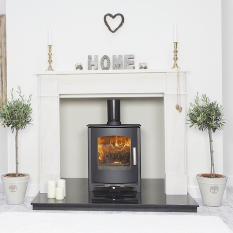 Mendip Churchill 6 Wood Burners/Multi fuel stoves Kent