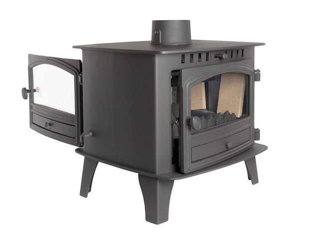 Hunter Herald 14 Double Sided Double Depth Woodburners & Multifuel Stoves