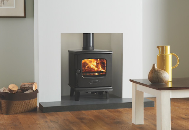 Dovre 225 Multi fuel Cosy Stoves & Fireplaces