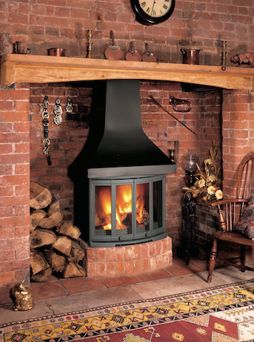 Dovre 2400CB Cosy Stoves & Fireplaces