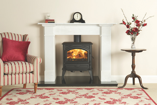 Dovre 640 Log Burning Stove Cosy Stoves & Fireplaces Kent