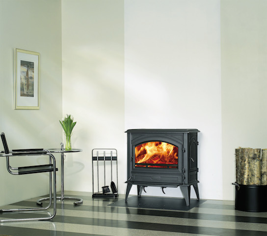 Dovre 760 Log Burning Stove Cosy Stoves & Fireplaces Kent