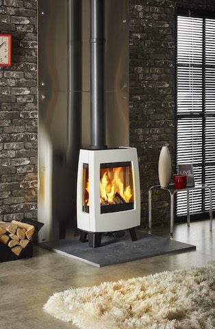 Dovre Sense 113 Cosy Stoves & Fireplaces