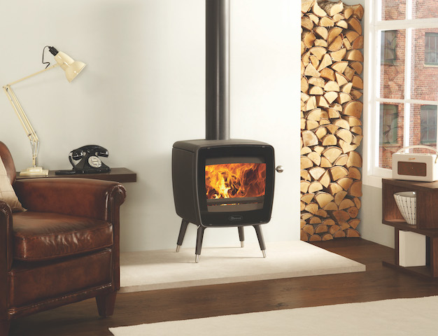 Dovre Vintage 35 Log Burning Stove Cosy Stoves & Fireplaces Kent