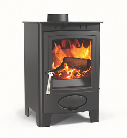 Ecoburn plus 4 WoodBurning Stove Cosy Stoves & Fireplaces