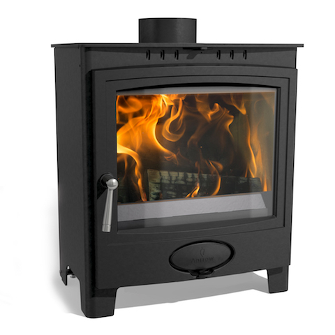 Ecoburn plus 5 Widescreen Wood Burning Stove Cosy Stoves & Fireplaces