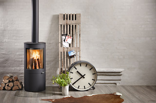 Westfire Uniq 26 Wood Burning Stoves Cosy Stoves & Fireplaces