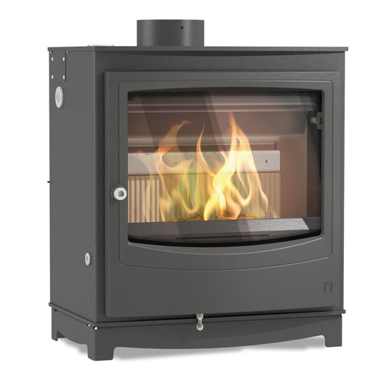 Farringdon Catalyst  Eco Wood Burning Stove Cosy Stoves & Fireplaces