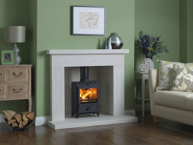 Charlton and Jenrick Fireline Woodburners & Multifuel stoves