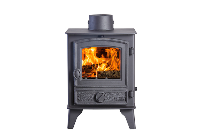 Hunter Hawk 4 Wood Burners & Multi Fuel Stoves