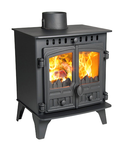Hunter Herald 4 Woodburners & Multi Fuel Stoves