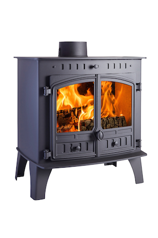 Hunter Herald 80B Woodburners & Multi Fuel Stoves