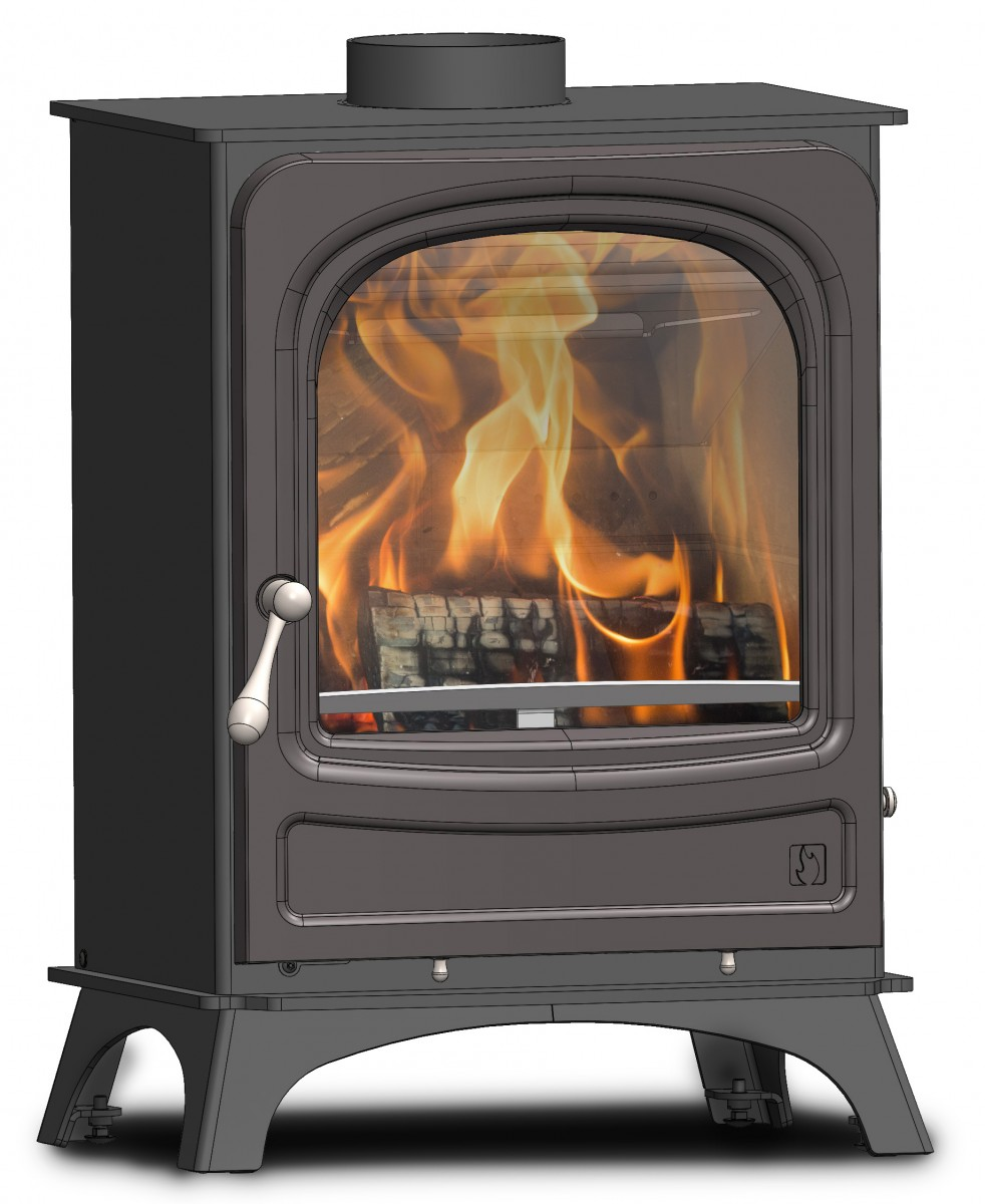 Holborn 5 Wood Burning Stove Cosy Stoves & Fireplaces