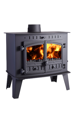 Hunter Inglenook High Output Wood Burners & Multi Fuel Stoves