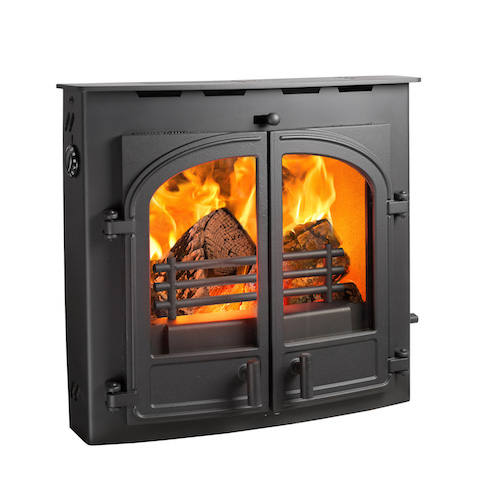 Hunter Inset Telford 20B Woodburners & Multi Fuel Stoves