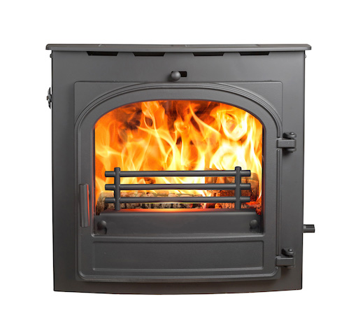 Hunter Inset Telford 8 Wood Burners & Multi Fuel Stoves