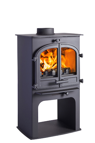Cleanburn Lovenholm European Wood Burning & Multi Fuel Stoves