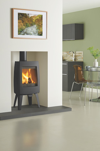 Dovre Sense 100 Cosy Stoves & Fireplaces