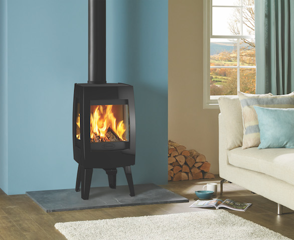 Dovre Sense 103 Cosy Stoves & Fireplaces