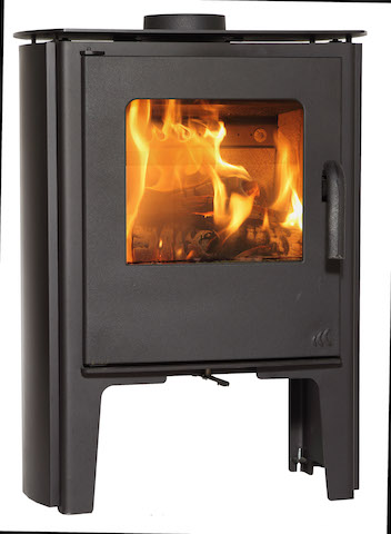 Mendip Loxton 5 Maxi Wood Burners/Multi fuel stoves in Kent