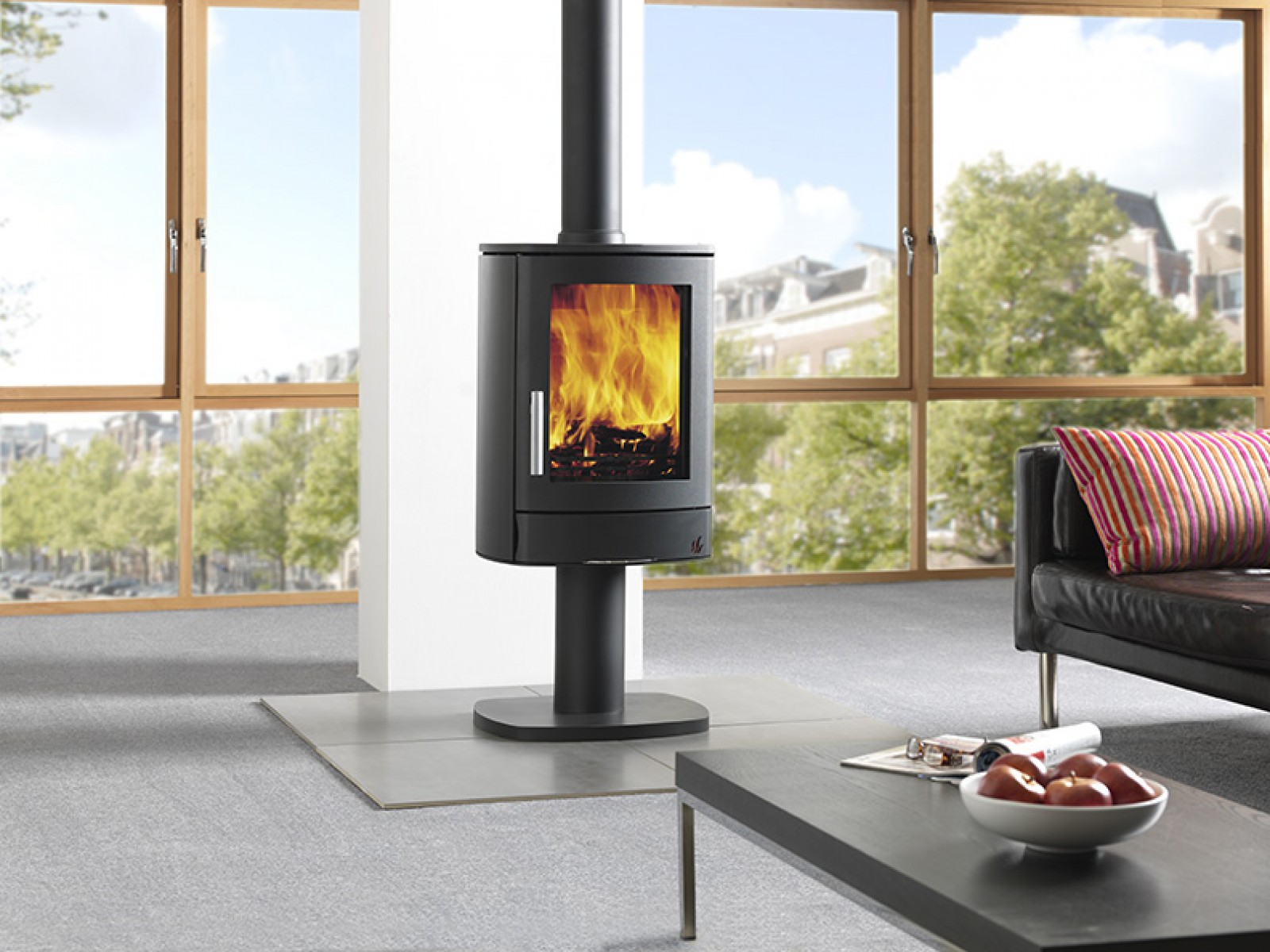 ACR NEO1P Woodburners/Multi Fuel Stoves in Kent