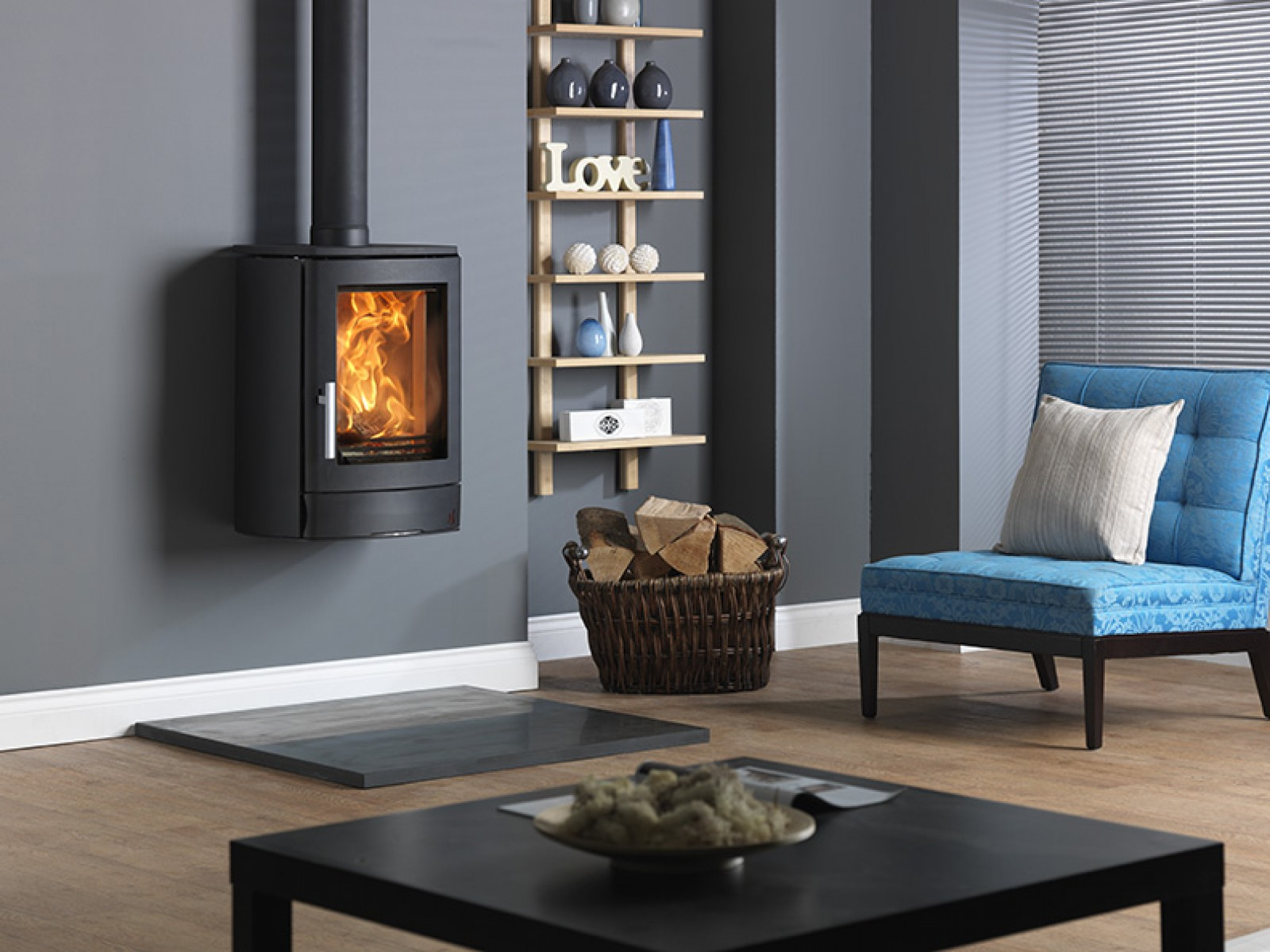 ACR NEO1W Woodburners/Multi Fuel Stoves in Kent