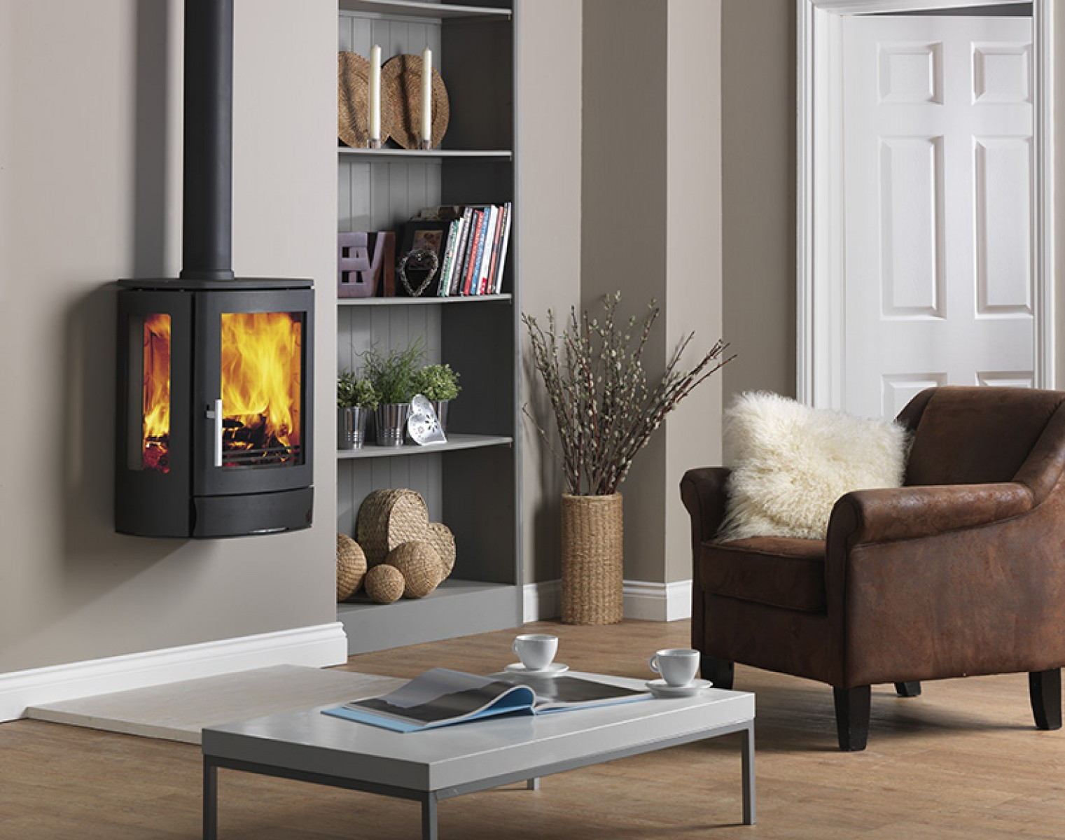 ACR NEO3W Woodburners/Multi Fuel Stoves in Kent