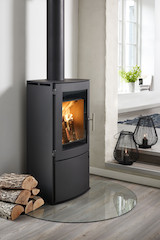 Westfire Uniq 18 Wood Burning Stoves Cosy Stoves & Fireplaces