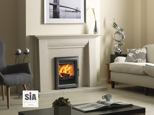 Charlton and Jenrick PV5 Inset Woodburners/Multifuel stoves