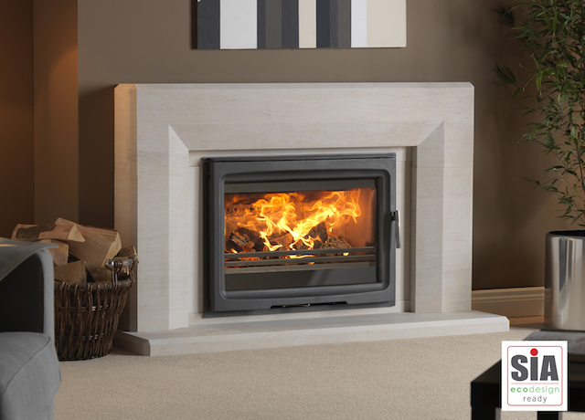 Charlton and Jenrick PV85 Inset Woodburners/Multifuel stoves