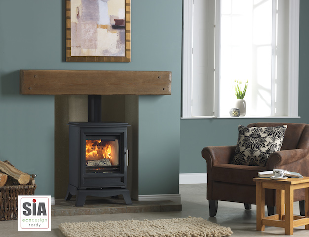 Charlton and Jenrick PureVision Classic Woodburners/Multifuel stoves