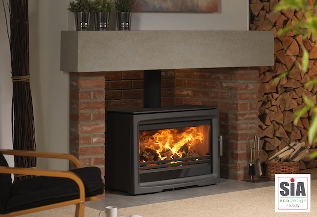 Charlton and Jenrick PV85 Woodburners/Multifuel stoves