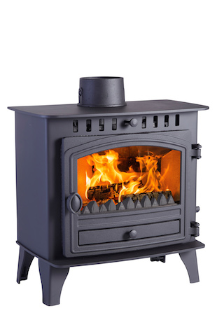 Hunter Herald 5 Slimline Wood Burners & Multi Fuel Stoves